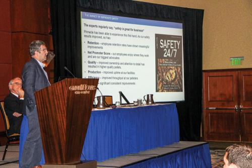 McCurdy:Pinnacle's pursuit of safety has improved overall operations.